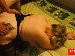 Friend fucks of age fat girl in front of her cuckold husband