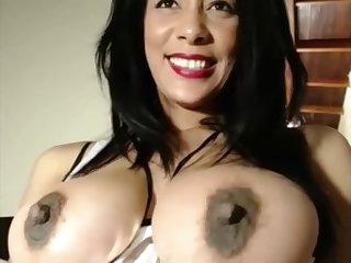 perky boobs big ass slattern fucks will not hear of juicy pussy with dildo