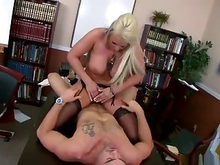 Nice boobs porn video featuring Sadie Swede and Charles Dera
