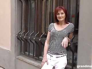 Aged Lady Creampie Grandmam - ma I´d like with reference to get laid