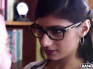 BANGBROS - Mia Khalifa is Back increased by Sexier Than Ever! Check It Out!
