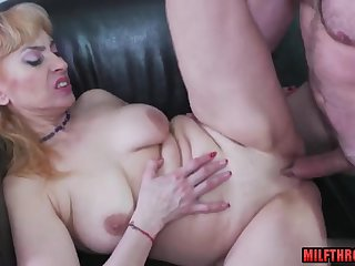 Horny mother i´d like to fuck copulation with money shot