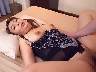 Incredible porn clip MILF new uncut